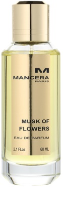 Mancera Musk of Flowers eau de parfum teszter nőknek
