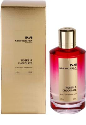 Mancera Greedy Pink Roses and Chocolate Eau de Parfum unissexo