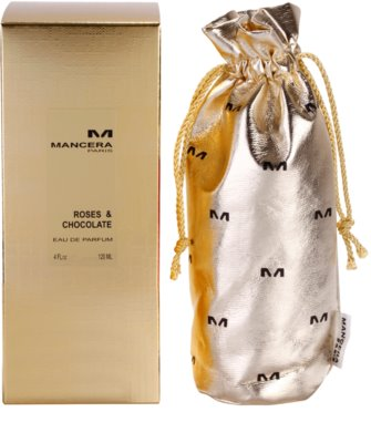 Mancera Greedy Pink Roses and Chocolate Eau De Parfum unisex 4