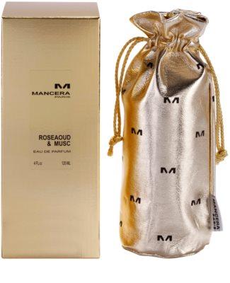Mancera Roseaoud & Musc parfémovaná voda unisex 3