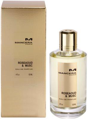Mancera Roseaoud & Musc Eau de Parfum unissexo