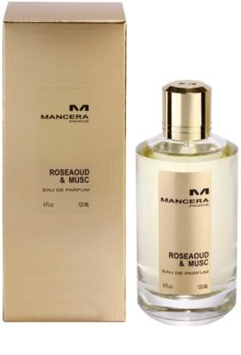 Mancera Roseaoud & Musc parfumska voda uniseks