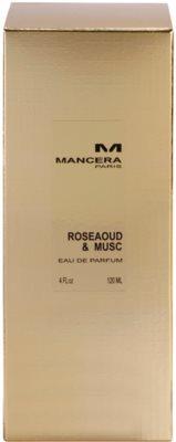 Mancera Roseaoud & Musc parfémovaná voda unisex 4
