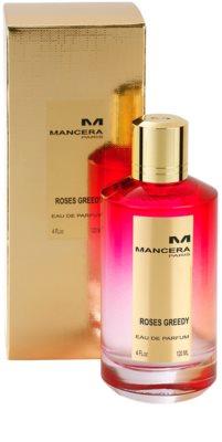 Mancera Roses Greedy parfumska voda uniseks 1