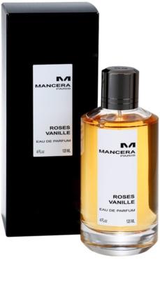 Mancera Roses Vanille eau de parfum para mujer 1