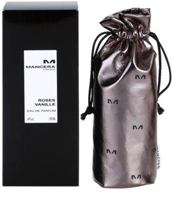 Mancera Roses Vanille eau de parfum para mujer 4