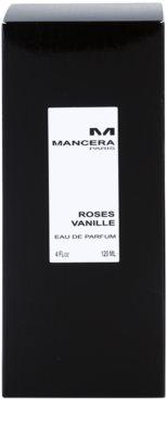 Mancera Roses Vanille eau de parfum para mujer 5