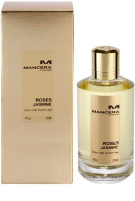 Mancera Roses Jasmine parfémovaná voda unisex