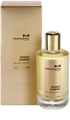 Mancera Roses Jasmine eau de parfum unisex 1