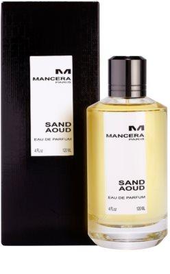 Mancera Sand Aoud eau de parfum unisex 1