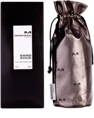 Mancera Sand Aoud eau de parfum unisex 4