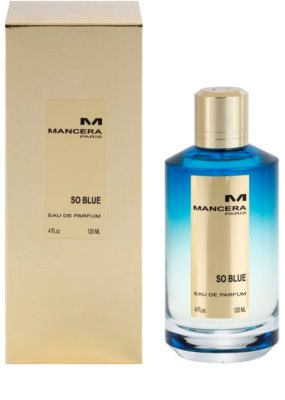 Mancera So Blue woda perfumowana unisex