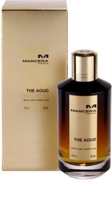 Mancera The Aoud eau de parfum unisex 1