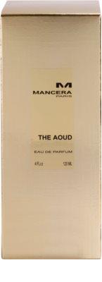 Mancera The Aoud eau de parfum unisex 5