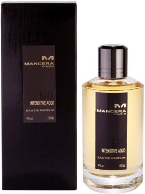 Mancera Black Intensitive Aoud Eau de Parfum unissexo