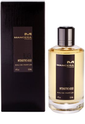 Mancera Black Intensitive Aoud parfumska voda uniseks