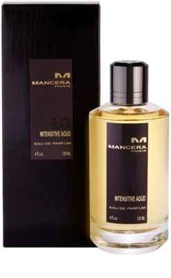 Mancera Black Intensitive Aoud parfumska voda uniseks 1