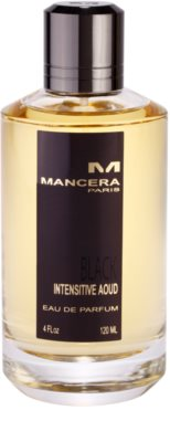Mancera Black Intensitive Aoud parfumska voda uniseks 2