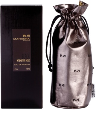 Mancera Black Intensitive Aoud parfumska voda uniseks 4