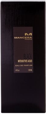 Mancera Black Intensitive Aoud parfumska voda uniseks 5