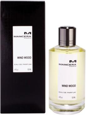 Mancera Wind Wood parfémovaná voda pre mužov
