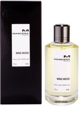 Mancera Wind Wood parfumska voda za moške