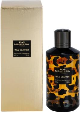 Mancera Wild Leather parfumska voda uniseks
