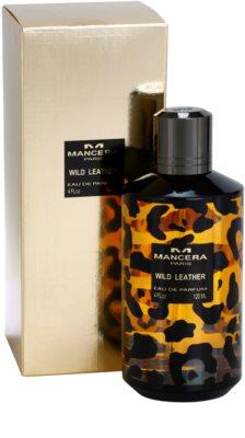 Mancera Wild Leather Eau de Parfum unissexo 1