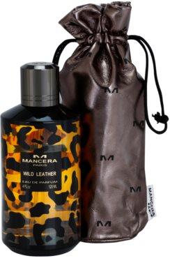 Mancera Wild Leather parfémovaná voda unisex 4