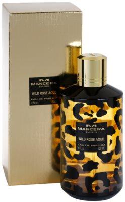 Mancera Wild Rose Aoud Eau de Parfum unisex 1