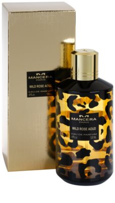 Mancera Wild Rose Aoud parfémovaná voda unisex 1