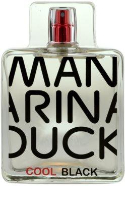 Mandarina Duck Cool Black Eau de Toilette para homens 2