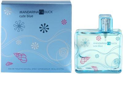 Mandarina Duck Cute Blue eau de toilette para mujer
