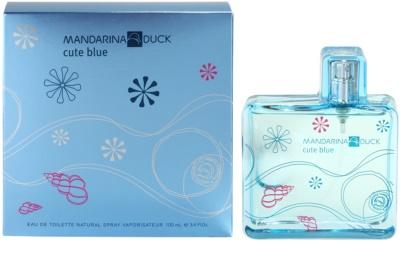 Mandarina Duck Cute Blue Eau de Toilette pentru femei