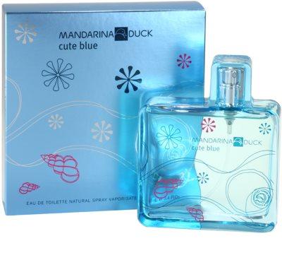 Mandarina Duck Cute Blue toaletní voda pro ženy 1