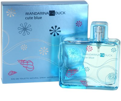 Mandarina Duck Cute Blue eau de toilette para mujer 1