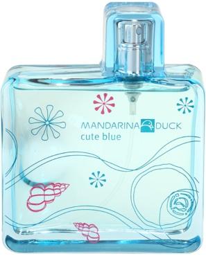 Mandarina Duck Cute Blue eau de toilette para mujer 2