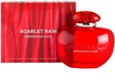 Mandarina Duck Scarlet Rain Eau de Toilette pentru femei 1