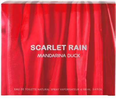 Mandarina Duck Scarlet Rain Eau de Toilette für Damen 4