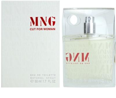 Mango Cut for Woman eau de toilette nőknek