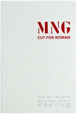 Mango Cut for Woman eau de toilette nőknek 4