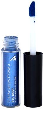 Manhattan Eye Dust sypké oční stíny s aplikátorem