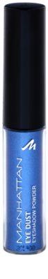 Manhattan Eye Dust sombras de ojos en polvo suelto con aplicador 1