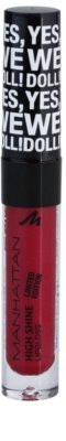 Manhattan High Shine lip gloss