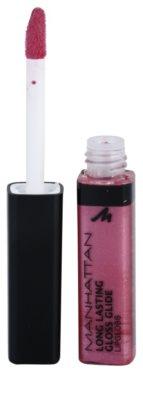 Manhattan Gloss Glide brillo de labios de larga duración 1
