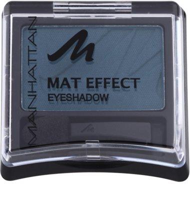 Manhattan Mat Effect Lidschatten mit Matt-Effekt 1