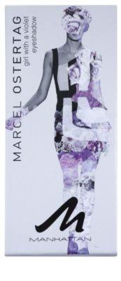 Manhattan Marcel Ostertag cienie do powiek z aplikatorem 1