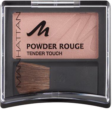 Manhattan Powder Rouge Puder-Rouge 1