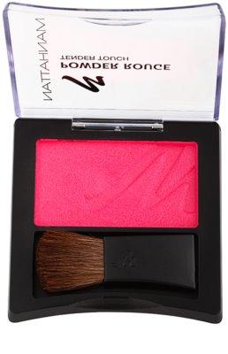 Manhattan Powder Rouge colorete
