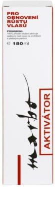 Marbo Hair Care activator pentru a restabili densitatea parului 3